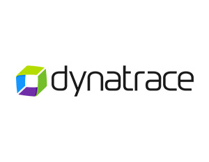 graphic: company logo Dynatrace - partner of T-Systems Multimedia Solutions