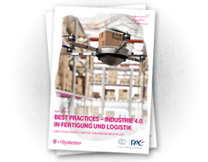 Whitepaper Best Practices: Industrie 4.0 in Fertigung und Logistik