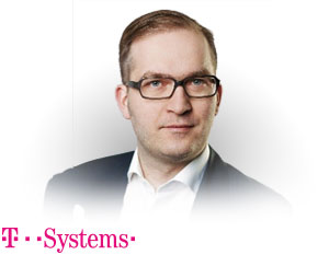 Profilbild Jens Osthues - T-Systems Multimedia Solution
