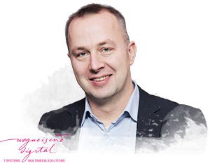 Ulf-Jost Kossol - Head of Social Business Technology, T-Systems Multimedia Solutions