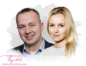 ULF-JOST KOSSOL, GALINA ALTE | T-Systems Multimedia Solutions GmbH