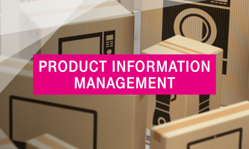 Zur Themenseite Product Information Management