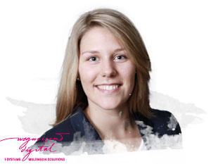 Christina Matuschik, Consultant Social Business, T-Systems Multimedia Solutions
