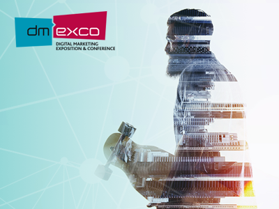 Graphic: T-Systems consults about Customer Excellence at the dmexco